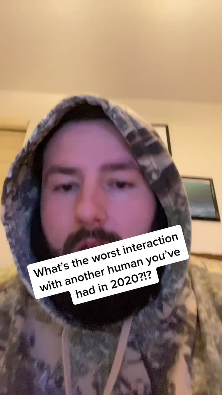 Video with title 'Stitch this with your best story from 2020!! #2020 #storytime #fyp #HolidayTreats'