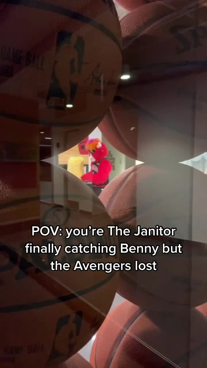 Video with title 'Who's going to clean all this dust off the floor now? #MCU #avengerspov #thanos #snap #pov'